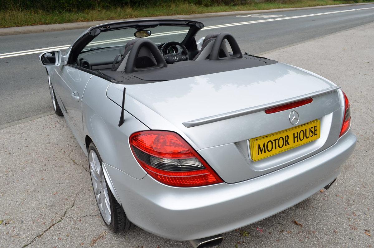 2009 Mercedes-Benz SLK 1.8 SLK200 For Sale (picture 4 of 6)