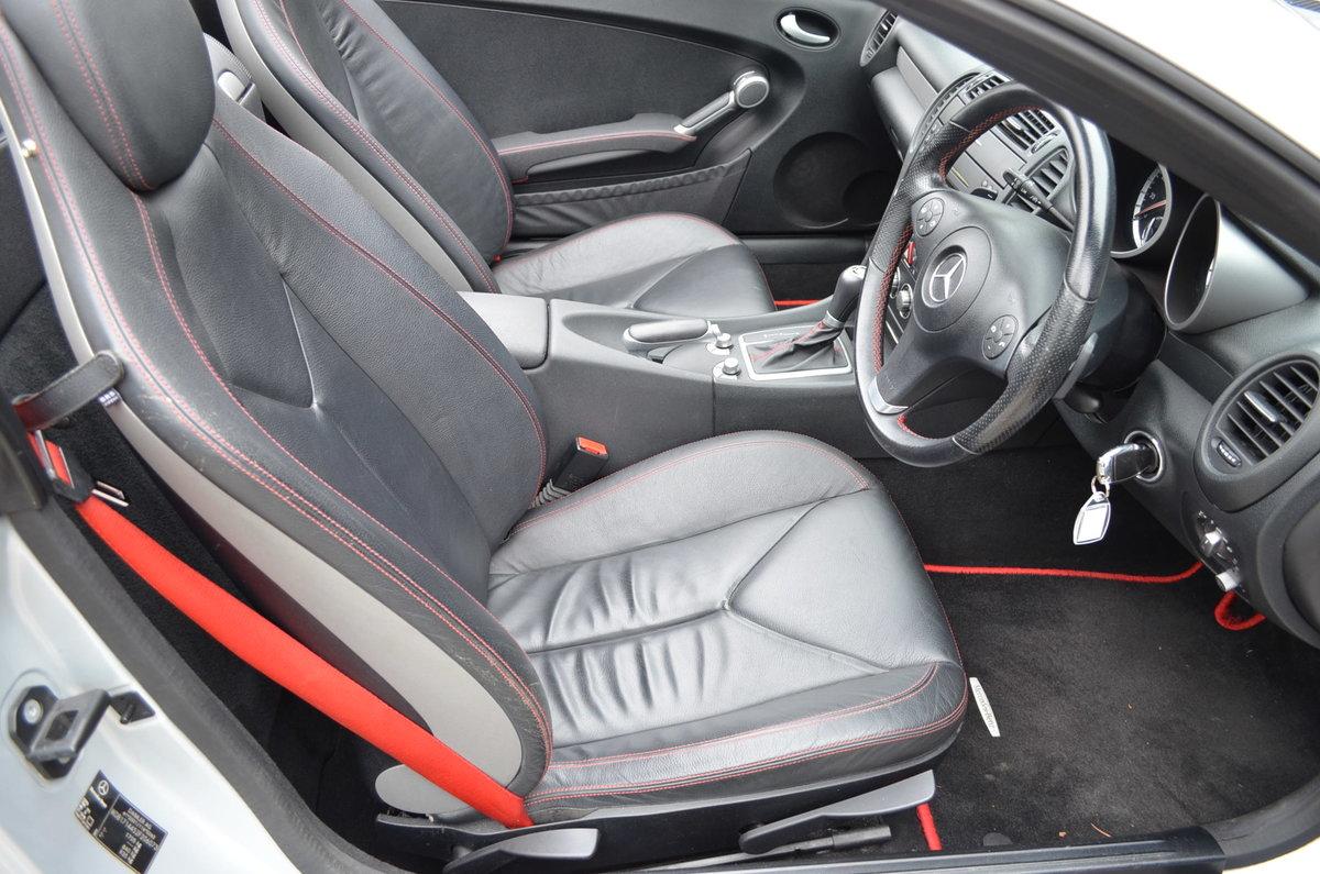 2009 Mercedes-Benz SLK 1.8 SLK200 For Sale (picture 5 of 6)
