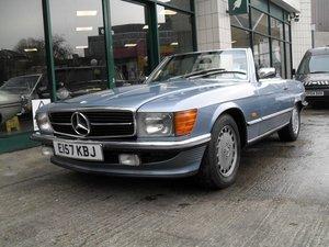 1988 Mercedes Benz 300SL