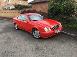 1999 Mercedes CLK