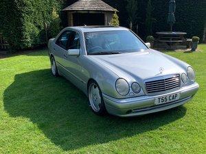 1999 Mercedes Benz E55 AMG
