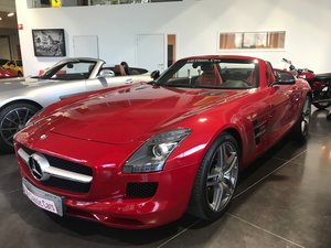 2011 Mercedes SLS AMG Roadster For Sale
