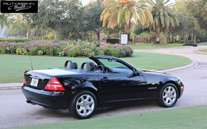 1999 Mercedes SLK230 1,194 original miles, single owner For Sale