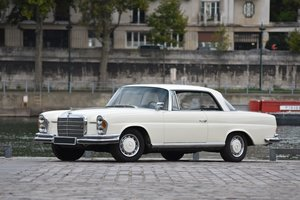 1970 Mercedes-Benz 280 SE 3,5L coupé