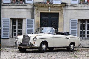 1960 Mercedes-Benz 220 SE Cabriolet         For Sale by Auction