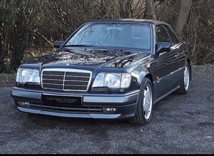 1995 Mercedes Benz E320 AMG Sportsline Convertible  For Sale