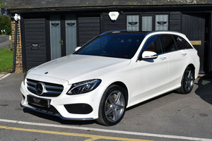 2015 Mercedes C300h AMG Premium Estate (65) For Sale
