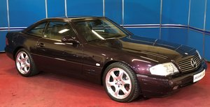 2001 Mercedes SL320 Special Edition