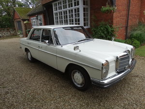 1972 MERCEDES 250 AUTO For Sale
