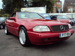 1997 Mercedes SL 280 Auto – R129 Appreciating classic – Long MOT  For Sale