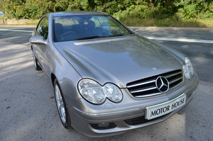 2009 Mercedes Benz CLK 220 Avantgarde