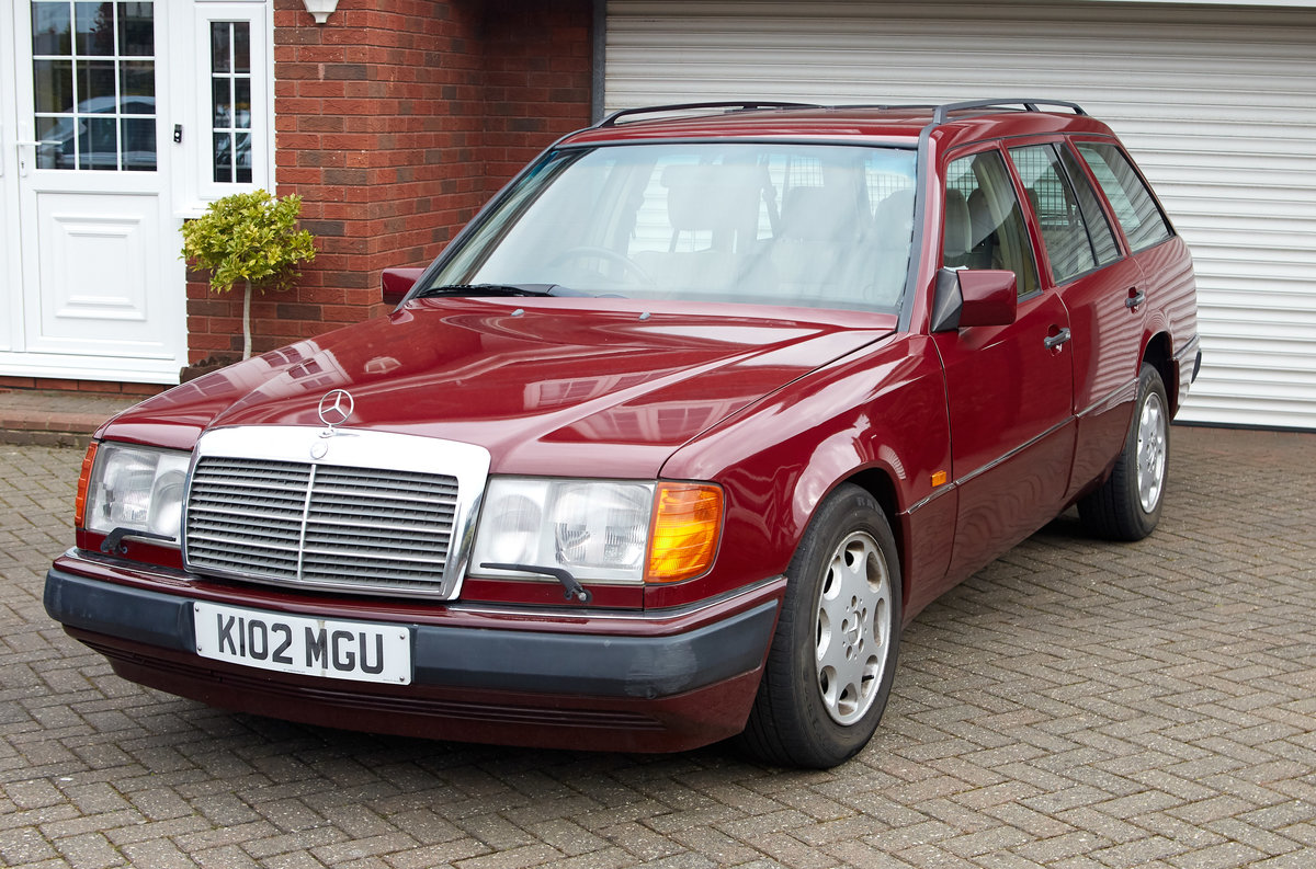 1992 Mercedes Benz 300TE W124 For Sale (picture 3 of 6)