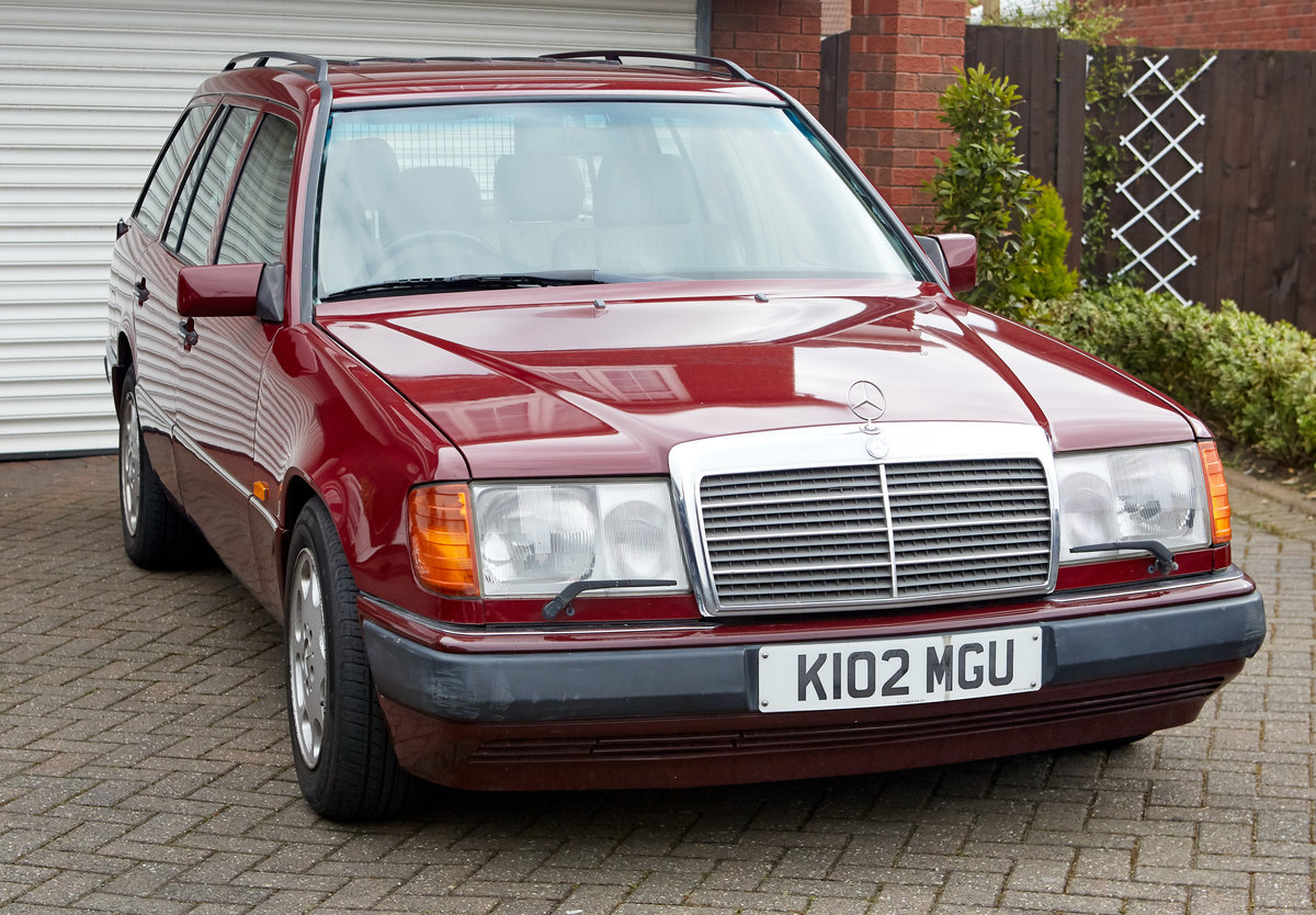 1992 Mercedes Benz 300TE W124 For Sale (picture 4 of 6)