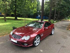 Mercedes SL55 AMG Komp 2006/56 stunning low mileage. For Sale