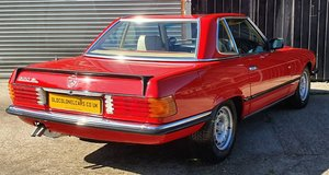 1982 Superb 500SL - ONLY 46K Miles - 3 Owners - Amazing history