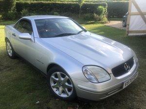 1999 Mercedes 230 SLK Automatic