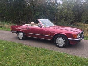 1989 Mercedes 300SL 106,000 miles For Sale