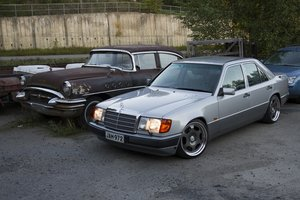 1993 Mercedes-Benz 220E 16V W124 -93 For Sale