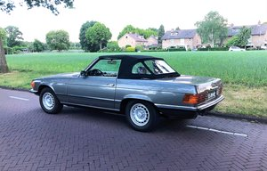 1973 SL Dutch delivery with 195K km fully restored For Sale