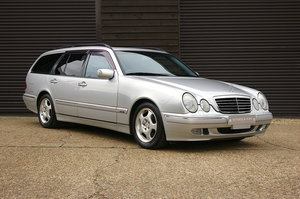 2003 Mercedes-Benz W210 E320 Avantgarde Estate Auto (26573 miles) For Sale