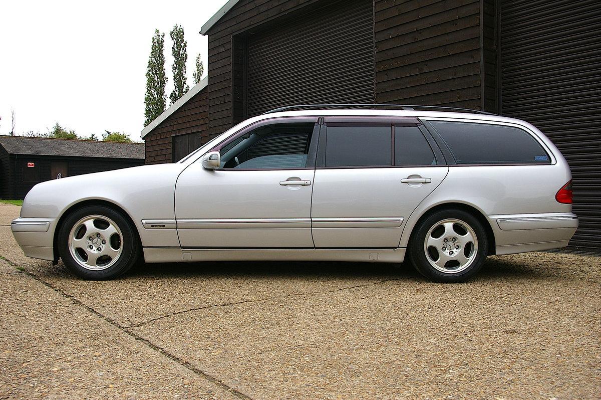 2003 Mercedes-Benz W210 E320 Avantgarde Estate Auto (26573 miles) SOLD (picture 2 of 6)
