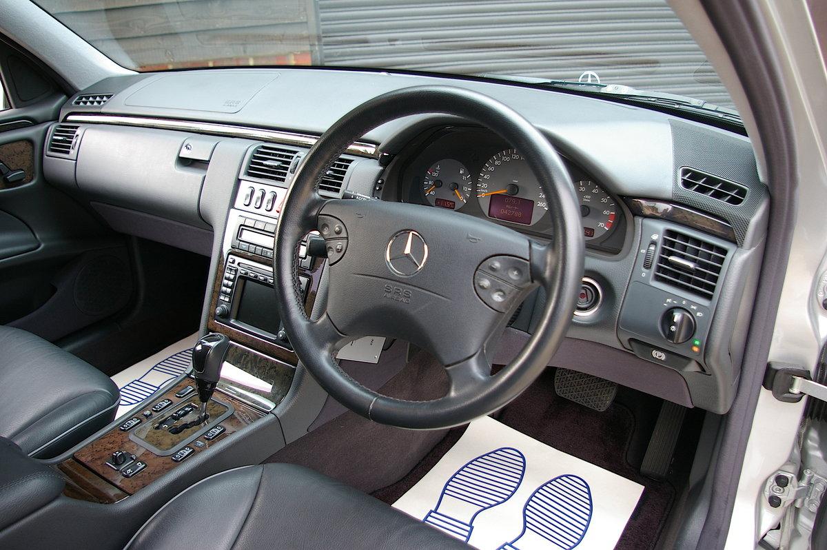 2003 Mercedes-Benz W210 E320 Avantgarde Estate Auto (26573 miles) SOLD (picture 4 of 6)