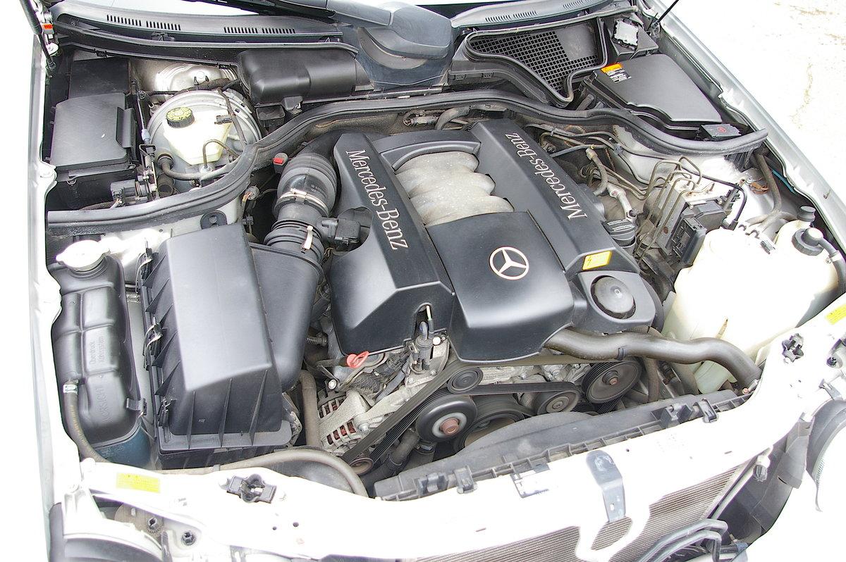 2003 Mercedes-Benz W210 E320 Avantgarde Estate Auto (26573 miles) SOLD (picture 6 of 6)