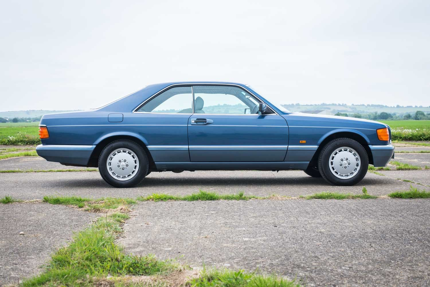 1989 Mercedes-Benz C126 420SEC - 76k Miles - Immaculate For Sale (picture 2 of 6)