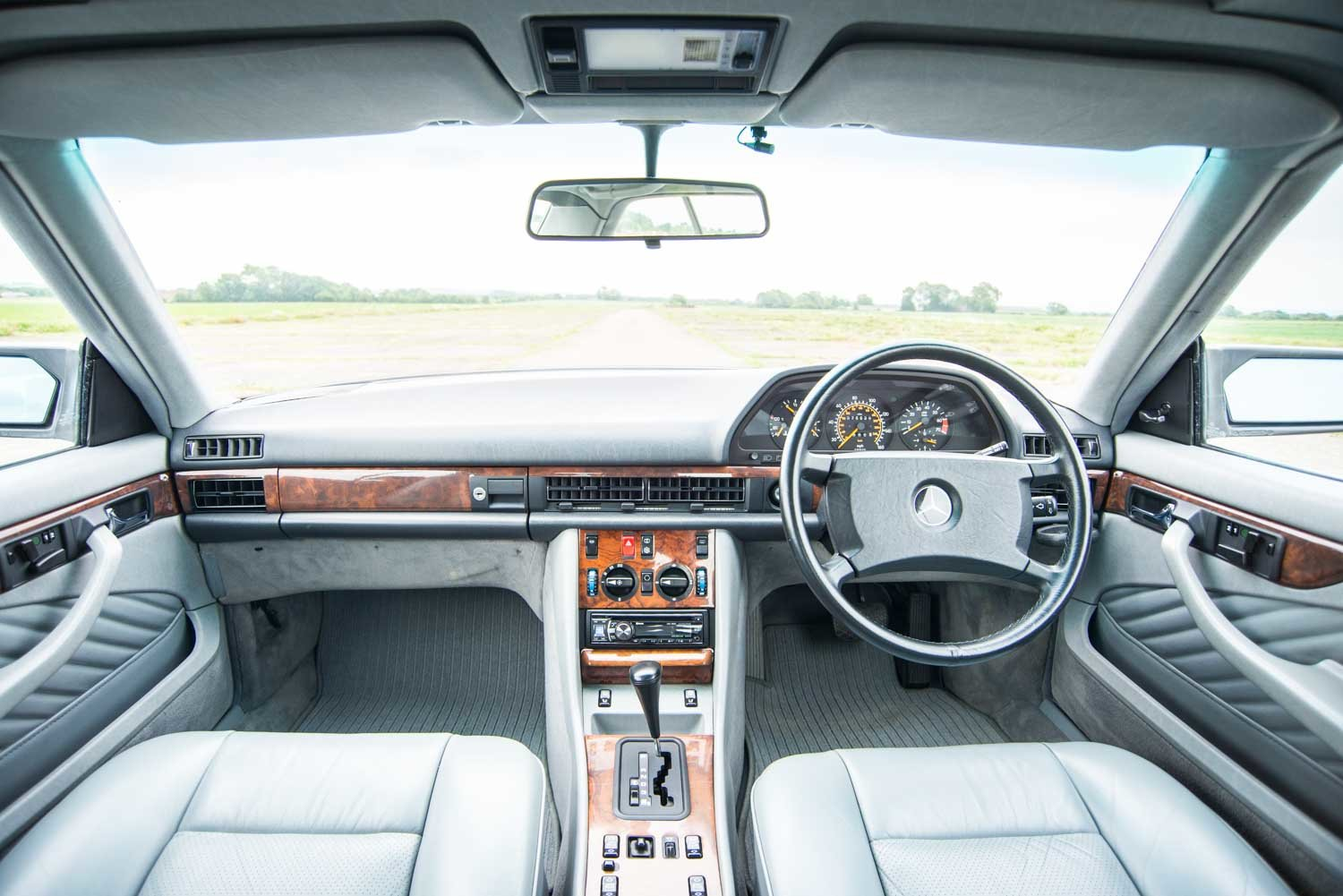 1989 Mercedes-Benz C126 420SEC - 76k Miles - Immaculate For Sale (picture 5 of 6)