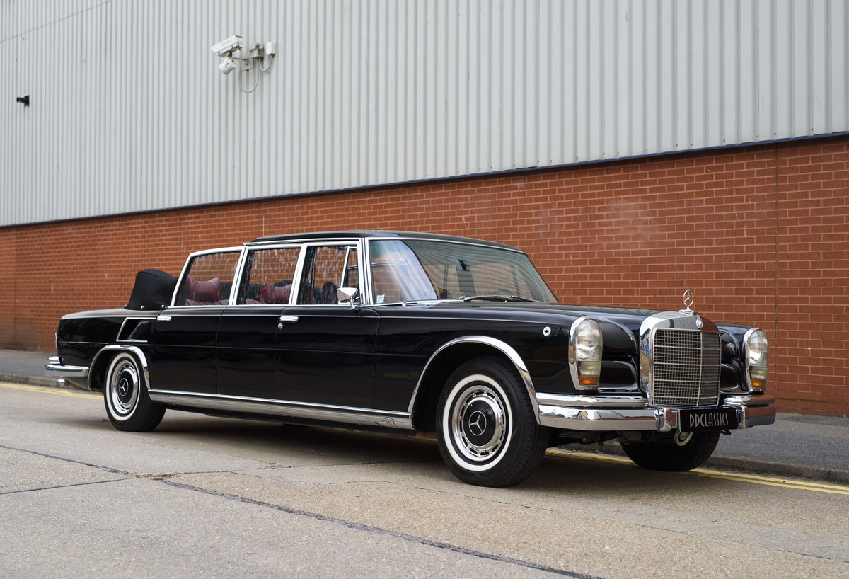 1977 Mercedes-Benz 600 Pullman State Landaulet (LHD) For Sale (picture 2 of 24)