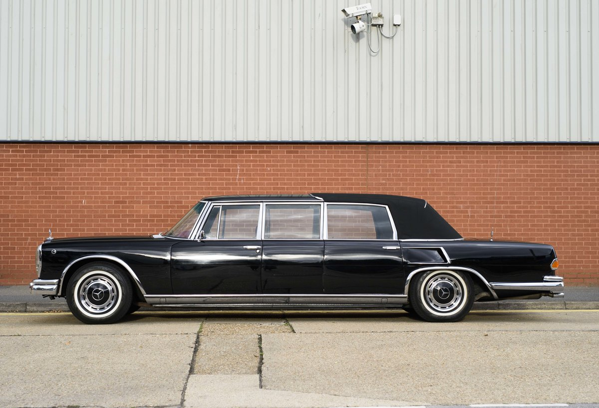 1977 Mercedes-Benz 600 Pullman State Landaulet (LHD) For Sale (picture 6 of 24)