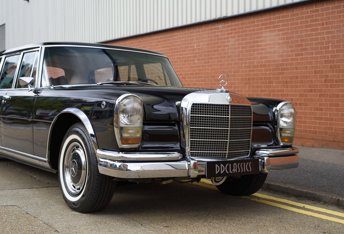 1977 Mercedes-Benz 600 Pullman State Landaulet (LHD) For Sale (picture 9 of 24)