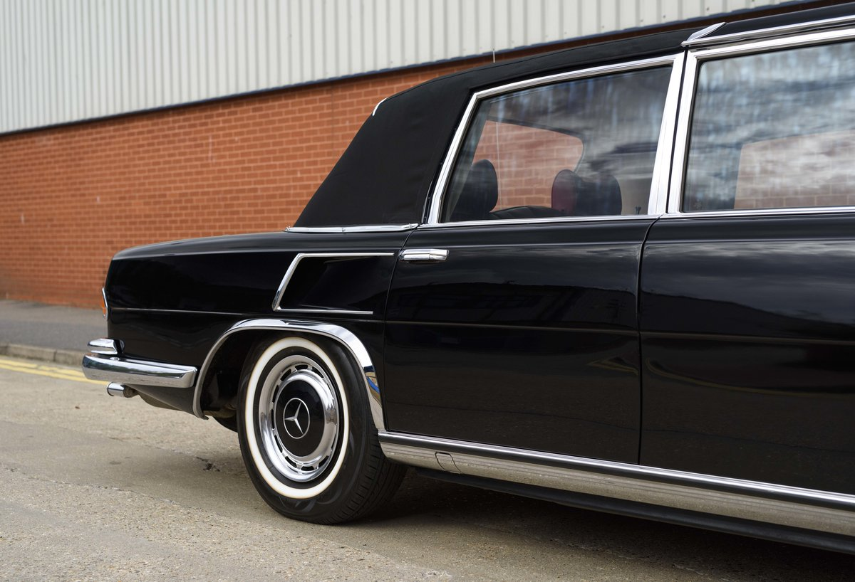 1977 Mercedes-Benz 600 Pullman State Landaulet (LHD) For Sale (picture 11 of 24)