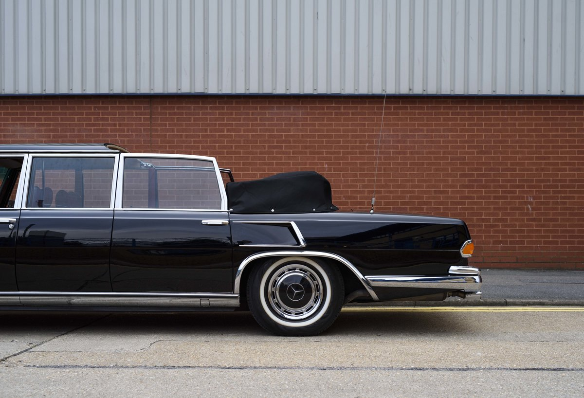 1977 Mercedes-Benz 600 Pullman State Landaulet (LHD) For Sale (picture 12 of 24)
