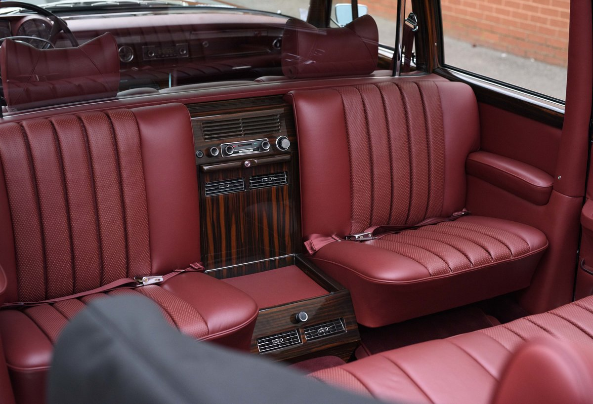 1977 Mercedes-Benz 600 Pullman State Landaulet (LHD) For Sale (picture 18 of 24)