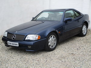 1995 Mercedes CL320 Auto, Appreciating Classic.. For Sale