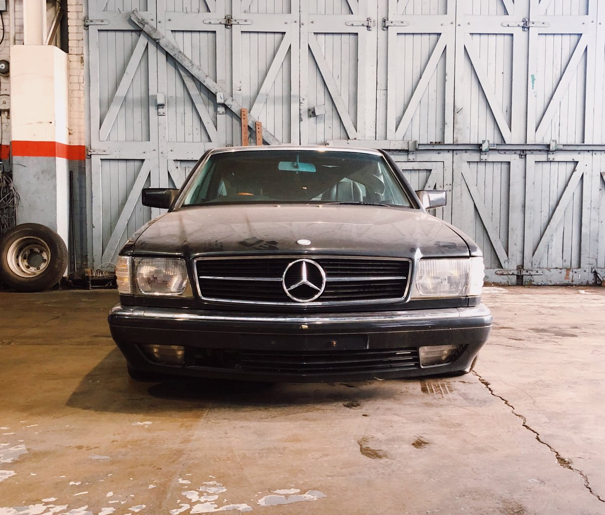 1990 Mercedes Benz 500 SEC For Sale (picture 1 of 6)