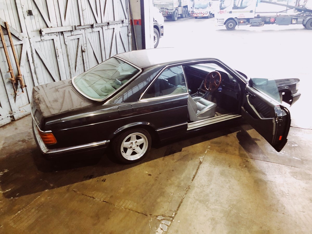 1990 Mercedes Benz 500 SEC For Sale (picture 4 of 6)