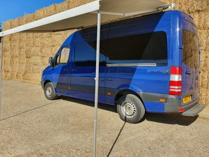 2010 Mercedes Sprinter MWB Motox, Karting, Cycling Race Van, Prof For Sale