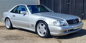 1997 Stunning Mercedes SL60 AMG - 1 of 49 RHD's - Only 73,000 For Sale