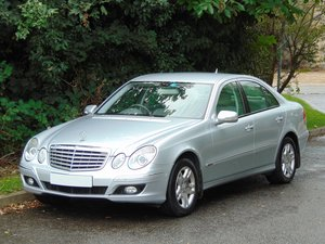 Mercedes E320 CDi Elegance.. 7G-Tronic.. Low Miles.. FSH.. For Sale