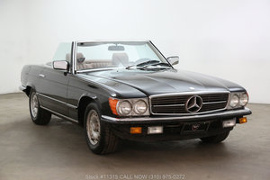 1985 Mercedes-Benz 280SL 5 Speed