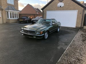 1984 500Sl Mercedes For Sale