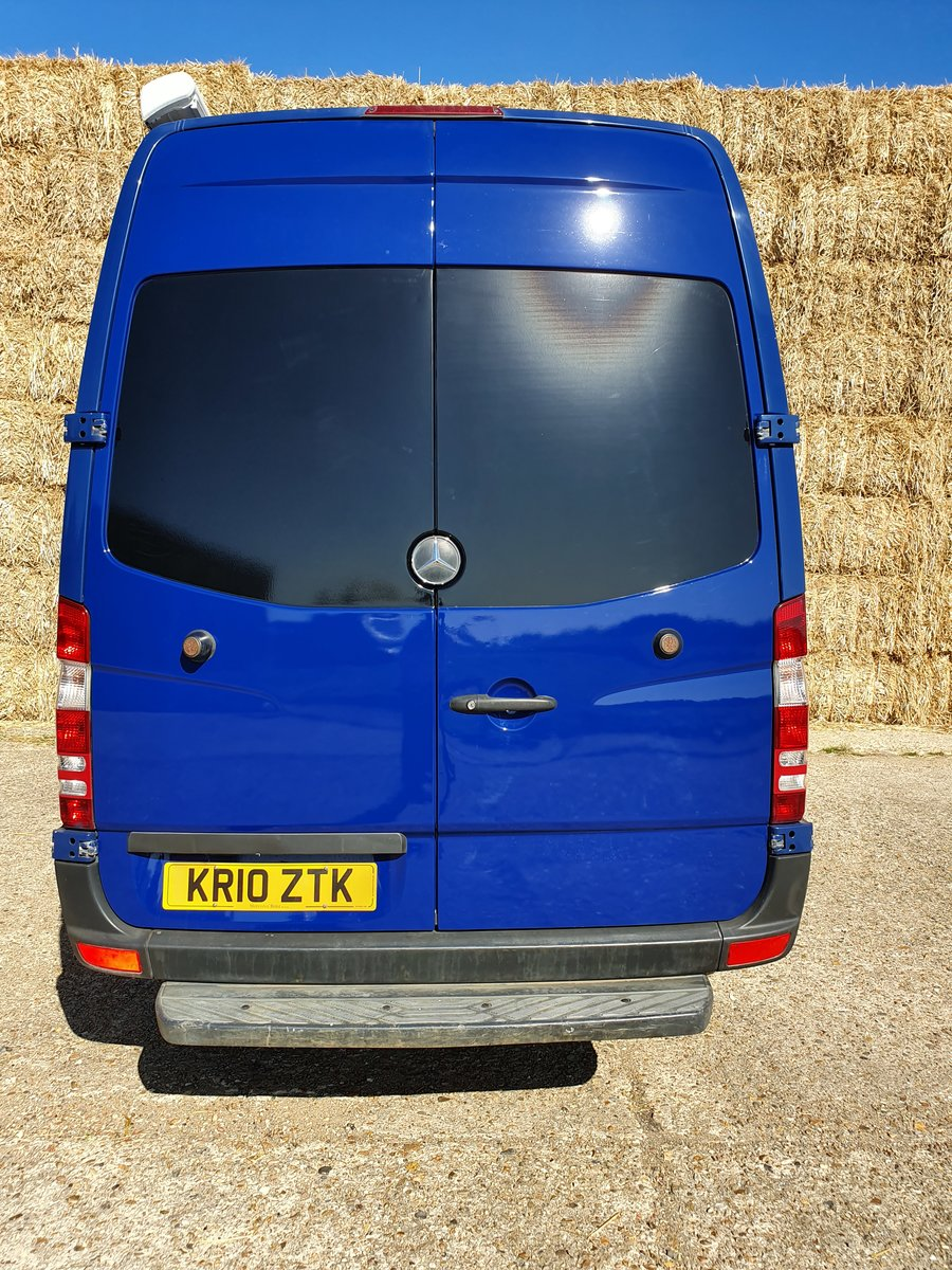 2010 Mercedes Sprinter MWB Motox, Karting, Cycling Race Van, Prof For Sale (picture 3 of 6)