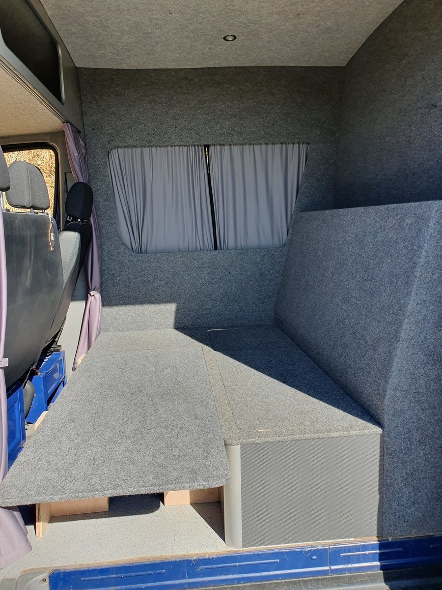 2010 Mercedes Sprinter MWB Motox, Karting, Cycling Race Van, Prof For Sale (picture 4 of 6)