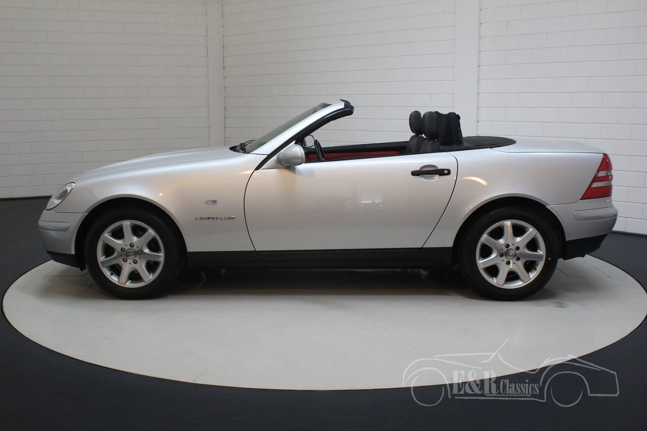 Mercedes-Benz SLK 200 2002 only 86,566 km For Sale (picture 5 of 6)