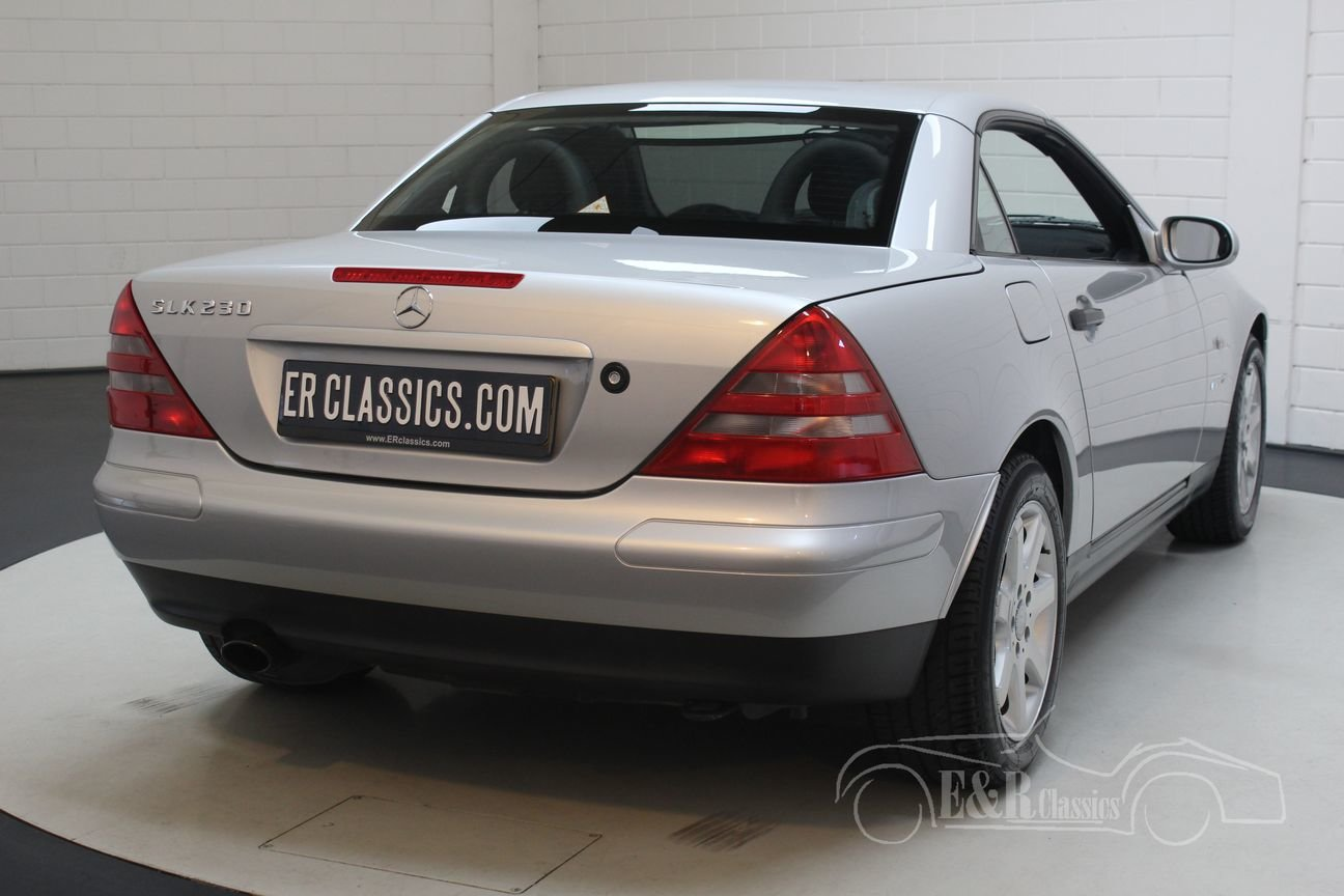 Mercedes-Benz SLK 200 2002 only 86,566 km For Sale (picture 6 of 6)