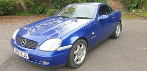 *NOVEMBER AUCTION* 1998 Mercedes SLK 230