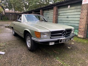 1973 Mercedes 350SL R107 For Sale