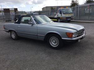 1983 Mercedes 280SL For Sale